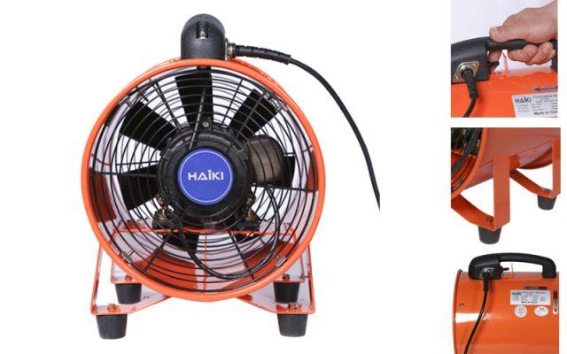 Quạt Hút Gió Xách Tay Haiki XT-25