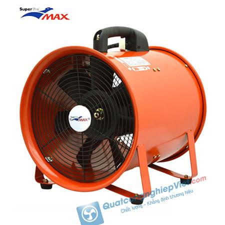 Quạt Thông Gió Xách Tay Superlife Max SHT-25