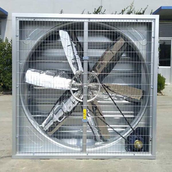 Quạt Hút Gió Vuông SHRV 1100×1100