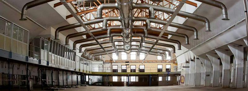 Tại sao nên chọn quạt thông gió vuông công nghiệp cho nhà xưởng?
