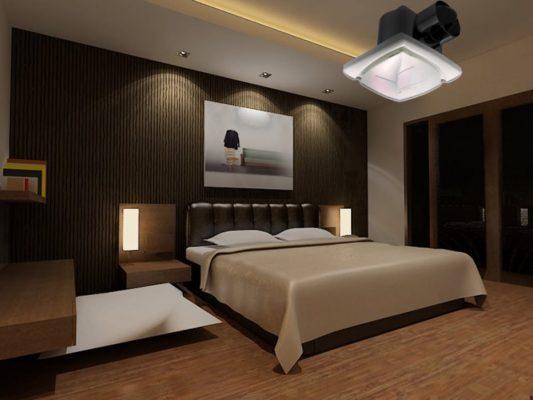 Giá quạt thông gió phòng ngủ