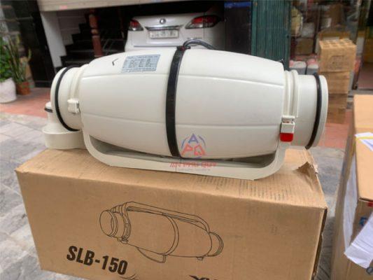 Quạt hút mùi nối ống SLB-150