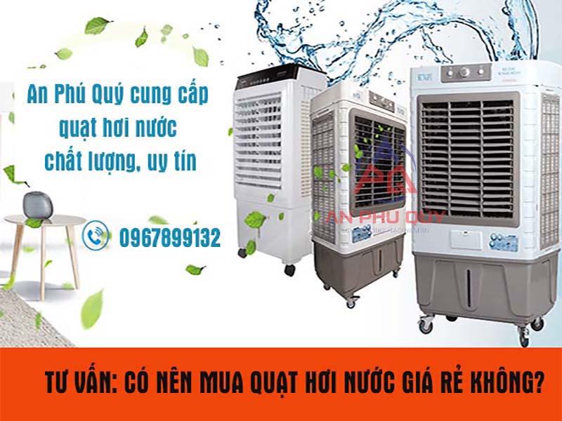 Địa chỉ bán quạt hơi nước giá rẻ Hà Nội uy tín tốt nhất